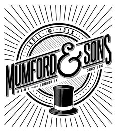 mumford and sons logo - Google Search