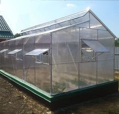 All About Gardening Greenhouse Heaters, Mini Greenhouse, Greenhouse Plans, Dragon Fire Pit, Sauna Design, Hot House, Tree House Designs, Aquaponics System, Backyard For Kids
