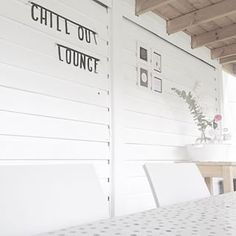 #Wordbanner #tip: Chill out lounge - Buy it at www.vanmariel.nl - € 11,95