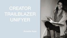 "Annette Azan   ""Fashion has allowed me to take risks"""