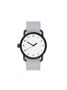 TID Watches - TID No.1 White / Mineral Twain Wristband