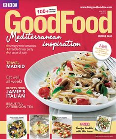 BBC Good Food Middle East Magazine  May 2011 Issue