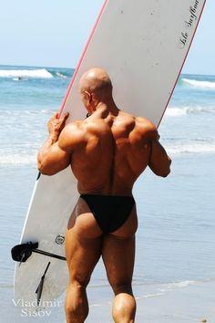 Vladimir Sizov (Russian Bodybuilder)