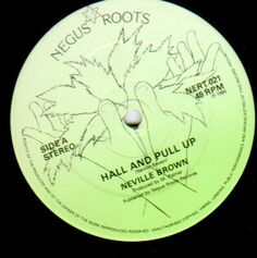 HAUL AND PULL UP - Neville Brown [RD6923] - £10.00 : Reggae Record Shop, Reggae Collectors Specialists
