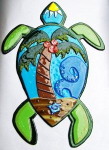 Connie Ballato's Glass Art. See more of her work at http://www.sunglassstudio.net/