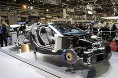 Amazing and Mind Blowing Car Cutaways