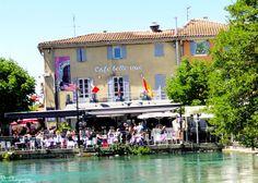 fotografiasdevevanogueira: L'Isle-sur-la-Sorgue, Provence, France by Véva Nogueira