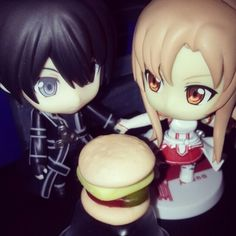 Hamburger-kun for Kirito