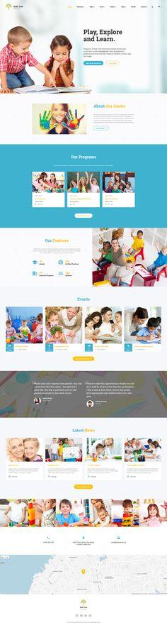 Elementary School Responsive Website Template - http://www.templatemonster.com/website-templates/elementary-school-responsive-website-template-61183.html