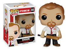 Buy Shaun of the Dead Shaun Funko Pop! Vinyl from Pop In A Box UK, the home of Funko Pop Vinyl subscriptions and more. Figurines D'action, Figurines Funko Pop, Funko Figures, Vinyl Figures, Action Figures, 21 Jump Street, Men In Black, Captain Underpants, Mia Wallace