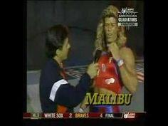 Malibu on American Gladiators