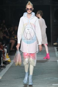 Check out this look from the Marc by Marc Jacobs Spring 2015 Runway. #marcjacobslive