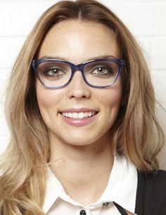 Cat Eye Fashion Eyeglasses Frames - Martha | BonLook