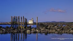 Coquille River Lighthouse, Bullards Beach S.P., Oregon