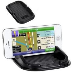 Multifunctional Rubber Anti-slip Car Dashboard Non-slip Mat Magic Sticky Pad for iPhone PDA MP3/4 Black price, review and buy in Egypt, Amman, Zarqa   Souq.com