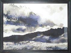 At Sea Watercolor by Natural Curiosities