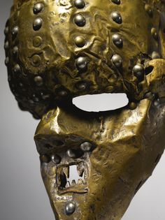 Salampasu Mask, Democratic Republic of the Congo   lot   Sotheby's