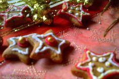 LUŹNA KUCHNIA: Pierniczki w czekoladzie