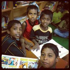 St. Patrick's Boy's Home - Bangalore (Bengaluru), India