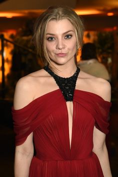 Pin for Later: Go Inside the Hottest Golden Globes Afterparties!  Pictured: Natalie Dormer