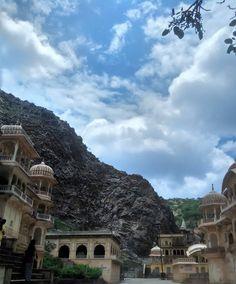 #Galtaji#indianheritage#architecture#nature#jaipur#rajasthan#India