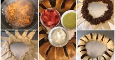 Taco Crescent Ring Recipe