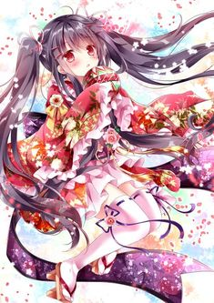 e-shuushuu kawaii and moe anime image board Tv Anime, Anime Plus, Chica Anime Manga, Anime Chibi, Girls Anime, Anime Art Girl, Manga Art, Manga Kawaii, Kawaii Anime Girl
