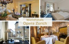 "Discover ""The Operatic Moments"" of Worldhotels Opera Zurich! More info &…"