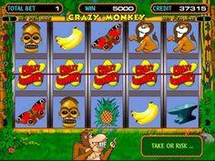 Как выиграть 46 000 рублей в казино онлайн! Игровой автомат Обезьянки Cr...