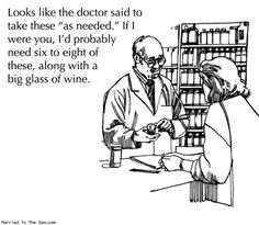 My Pharmacy consults are never like this...