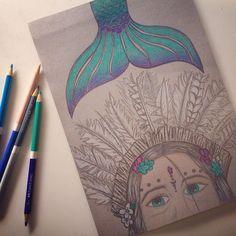 21st Invitations #Gypsies #Mystics #Mermaids @Aslinrose