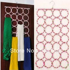 Find More Storage Holders & Racks Information about Multifunction Colorful Eco friendly Paper Rattan Hanger 28 Ring Scarf Rack Silk Tie Foldable Rack,High Quality rack holder,China foldable laundry rack Suppliers, Cheap rack box from Yiwu BingCui E-commerce on Aliexpress.com