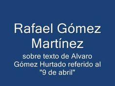 """Rafael Gómez Martínez en """"Libertad y Orden"""" 13-11-2014 20 de noviembre d..."""