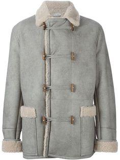 2,344.54 € Tomas Maier short shearling coat  http://www.farfetch.com/me/shopping/men/tomas-maier-short-shearling-coat--item-11086697.aspx?storeid=9628&ffref=lp_pic_9_1_lst