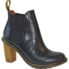 Parkway takes established styles and elevates them on to a raised heel, combining undeniable femininity with stylish tradition. This Chelsea Boot is an obvious examples of this dual personality.The sole is hard-wearing, with good abrasion and slip resistance, and is cemented to the base of the upper