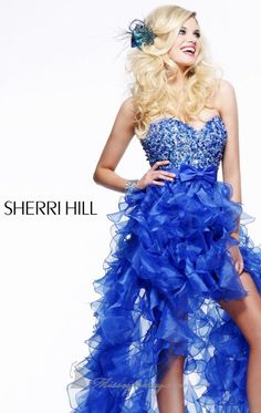 Sherri Hill 2415 Dress - MissesDressy.com