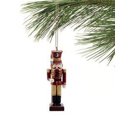 Florida State Seminoles (FSU) Nutcracker Ornament