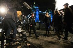 MISSION: IMPOSSIBLE - ROGUE NATION: SETBILDER  Rebecca Ferguson; Set; Camera, Tom Cruise, Mission Impossible