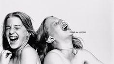 De Cindy Crawford à Comme des Garçons, les plus beaux sourires d'acier de l'histoire de la mode.