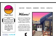 New Pet Care Services added to CMac.ws. Naked Dog Bistro in Laguna Beach, CA - http://pet-care-services.cmac.ws/naked-dog-bistro/21602/