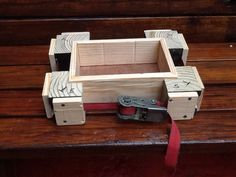 Small box glue up jig.  Perfect right angles every time. Turo194912@gmail.com