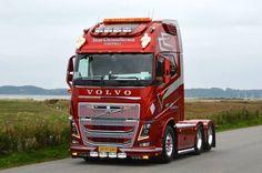 .....VOLVO truck....