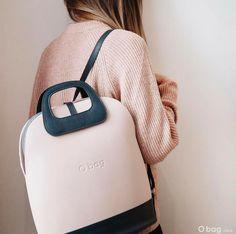 O bag '50 pink schoolbag