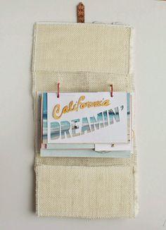 Scrap Sweet Scrap: California Dreamin` - Beach Day Minialbum Teil II