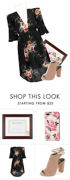 """""""happy graduating!!"""" by mikkielaine ❤ liked on Polyvore featuring Kate Spade and Natalie B"""