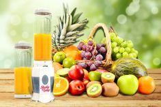 miix up your vegetables & fruit for a nice mixed drink or Smoothie Smoothie Makers, Smoothie Mix, Smoothie Blender, Healthy Protein, Healthy Drinks, Healthy Recipes, Healthy Food, Good Smoothies, Fruit Smoothies
