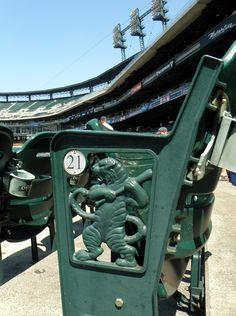 Detroit Tigers Stadium Chair
