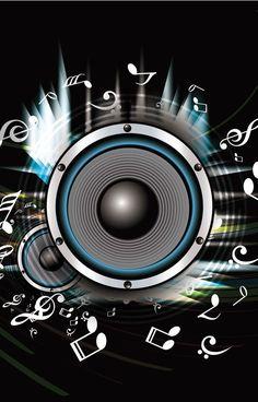 Lo mejor – BuzzTMZ Music Pics, Dj Music, Music Notes, Music Is Life, Music Drawings, Music Artwork, Dj Images, Music Canvas, Dj Logo