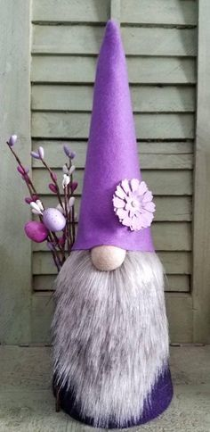 Check out this item in my Etsy shop https://www.etsy.com/listing/597659649/easter-gnome-nisse-tomte-scandinavian