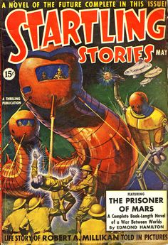 Startling Stories